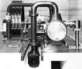Corliss Valve Engine